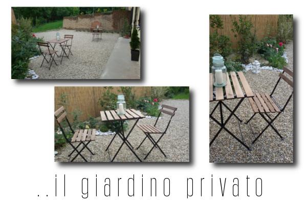 Giardino privato1