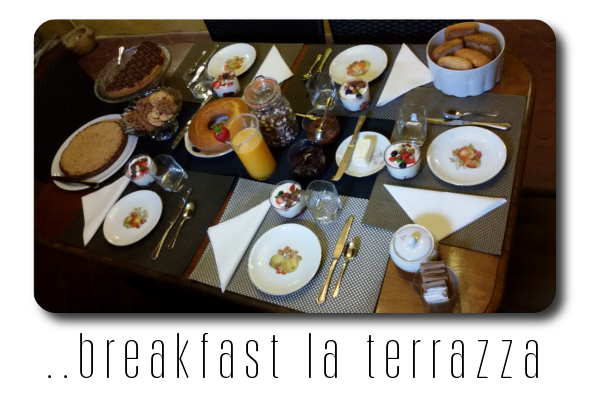 breakfast la terrazza1